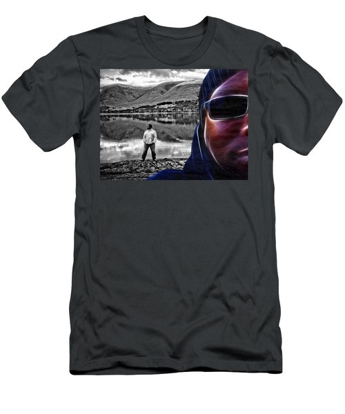 The Rough And The Rugged Men's T-Shirt (Athletic Fit)