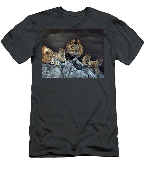 The Royal Family Men's T-Shirt (Athletic Fit)