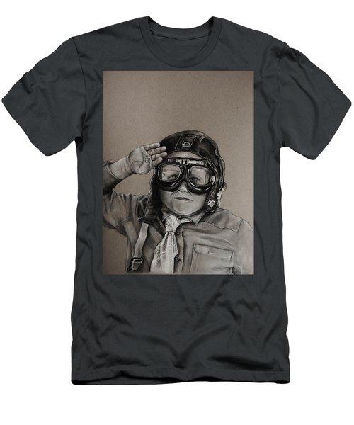 The Salute Men's T-Shirt (Athletic Fit)