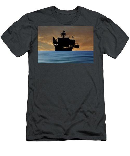The Santa Maria 1460 V2 Men's T-Shirt (Athletic Fit)