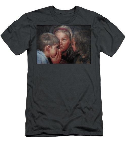 The Secret Men's T-Shirt (Athletic Fit)