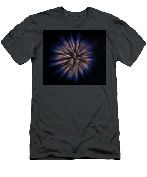 The Seed Of A New Idea Men's T-Shirt (Slim Fit) by Alex Lapidus