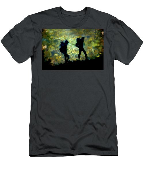 The Shadowalkers Men's T-Shirt (Athletic Fit)