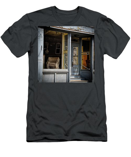 The Shop Men's T-Shirt (Athletic Fit)