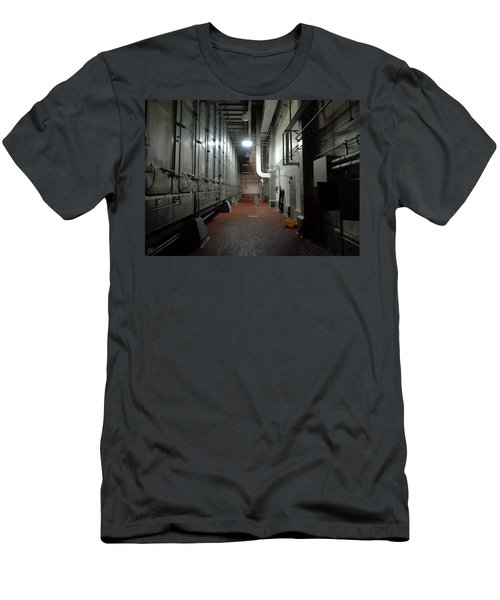 The Show Is Over Pt. II Men's T-Shirt (Athletic Fit)