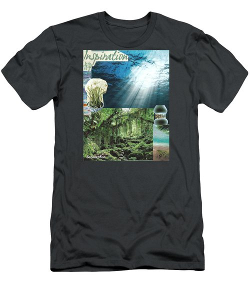 The Sight Of Inspiration Men's T-Shirt (Athletic Fit)