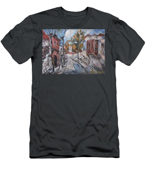 The Silent Street IIi Men's T-Shirt (Athletic Fit)