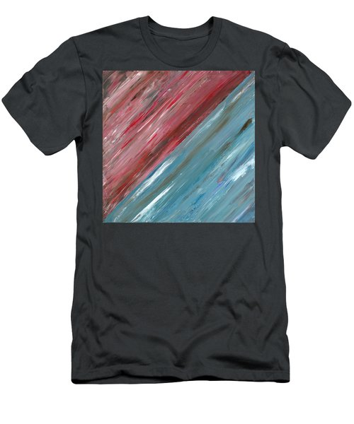 The Song Of The Horizon B Men's T-Shirt (Athletic Fit)