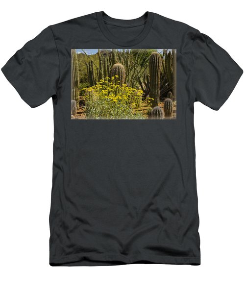 The Song Of The Sonoran Desert Men's T-Shirt (Athletic Fit)