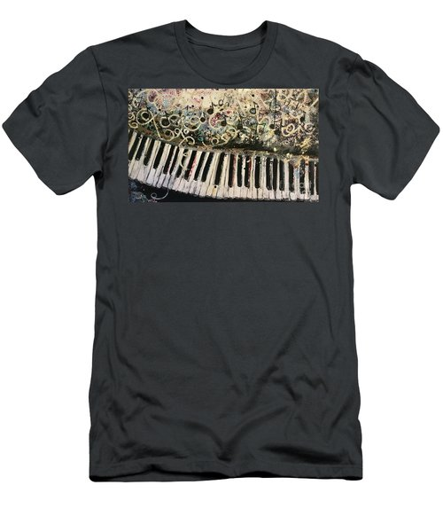 The Songwriter  Men's T-Shirt (Athletic Fit)