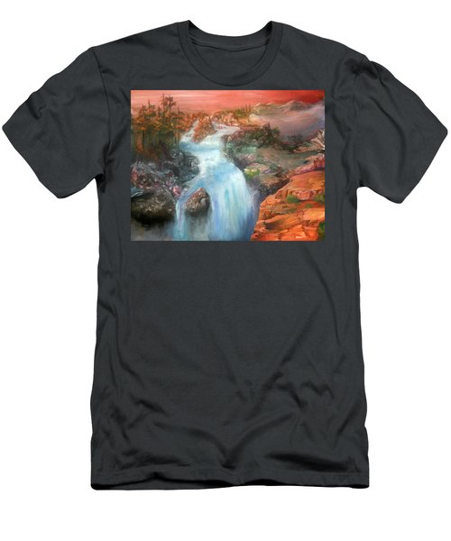 The Source Men's T-Shirt (Athletic Fit)