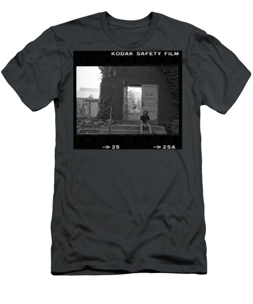 The Speech Annex And Peter Steven, Full Frame, 1980 Men's T-Shirt (Athletic Fit)