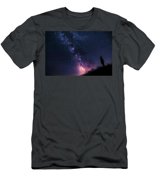 The Stargazer Men's T-Shirt (Athletic Fit)