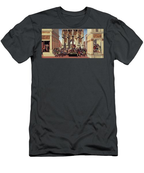 The Story Of Lucretia Men's T-Shirt (Athletic Fit)