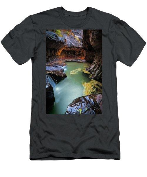 The Subway Colors Men's T-Shirt (Athletic Fit)