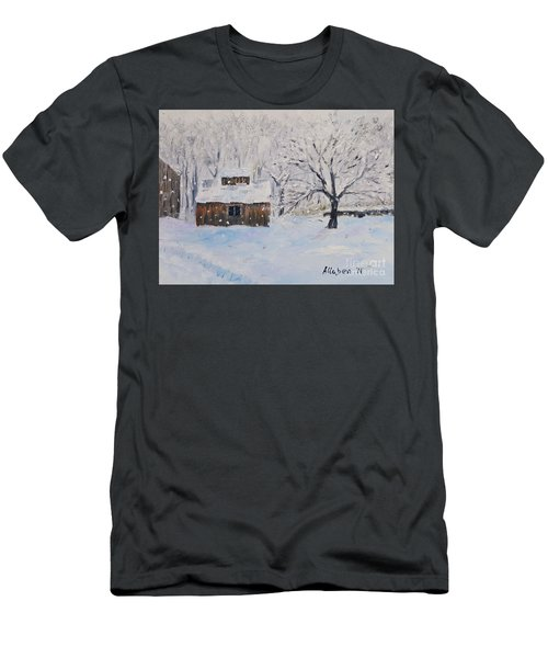 The Sugar House Men's T-Shirt (Slim Fit) by Stanton Allaben