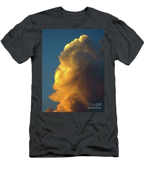 The Sunset Cloud Men's T-Shirt (Athletic Fit)