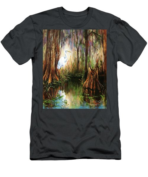 The Surveyor Men's T-Shirt (Athletic Fit)