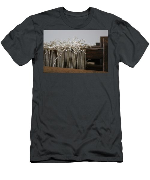The Tales We Weave In Sepia Photograph Men's T-Shirt (Athletic Fit)