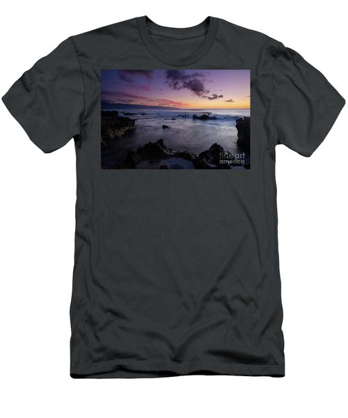 The Teeth Of Paradise Men's T-Shirt (Athletic Fit)