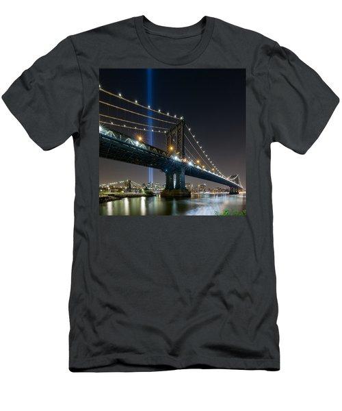 The Test  Men's T-Shirt (Athletic Fit)
