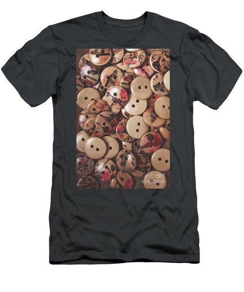 The Textile Pile Men's T-Shirt (Athletic Fit)
