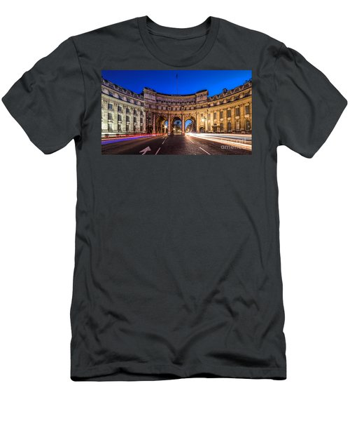The Three Gates Men's T-Shirt (Slim Fit) by Giuseppe Torre