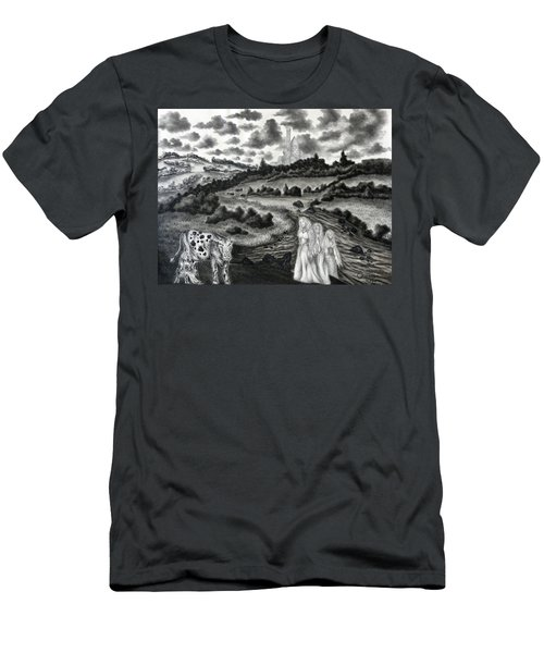 The Three Ladies  Men's T-Shirt (Athletic Fit)