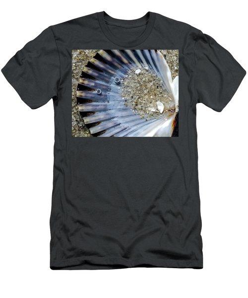 The Tides Edge Men's T-Shirt (Slim Fit) by Bruce Carpenter
