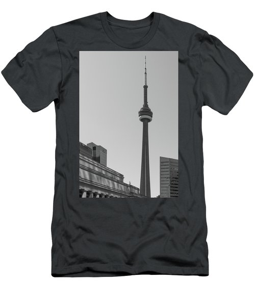 The Tower Men's T-Shirt (Athletic Fit)