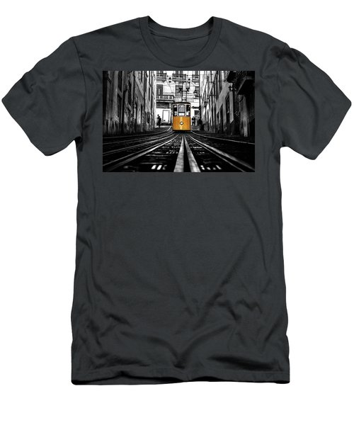 The Tram Men's T-Shirt (Athletic Fit)
