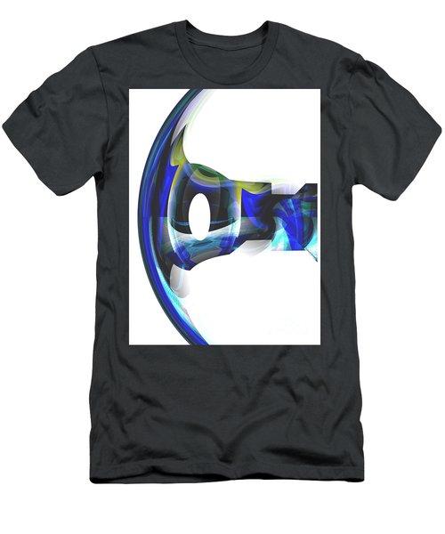 The Transparency Bow Men's T-Shirt (Slim Fit) by Thibault Toussaint