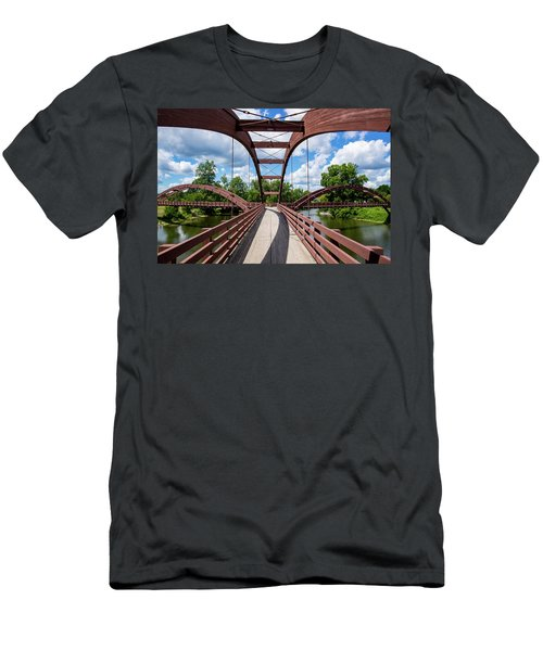 The Tridge  Men's T-Shirt (Athletic Fit)