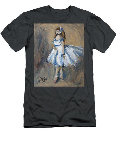 The Truth Lies Between Aguste Renoir And Marlene Dumas Men's T-Shirt (Athletic Fit)