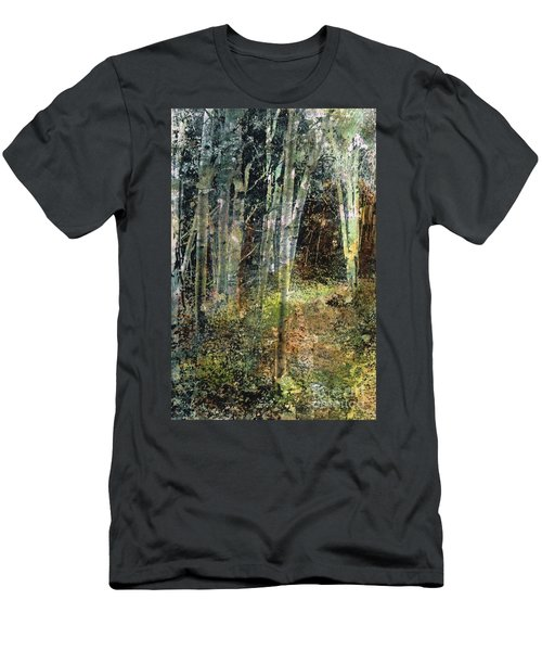 The Underbrush Men's T-Shirt (Slim Fit) by Frances Marino