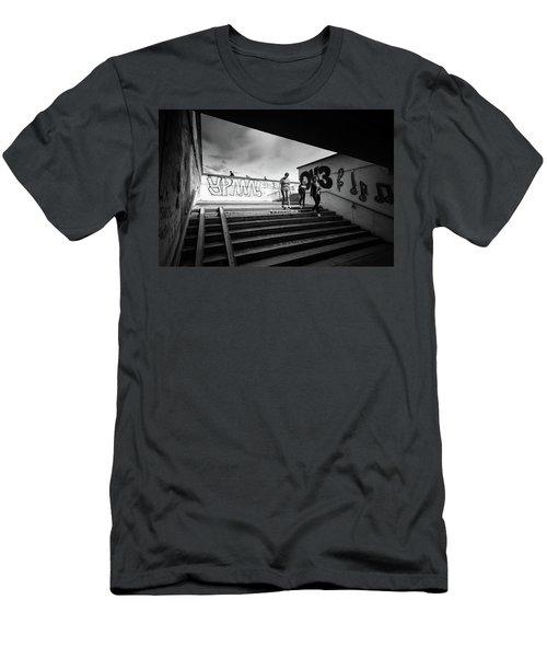The Underpass Men's T-Shirt (Athletic Fit)