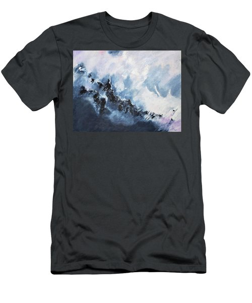 The Universe In Part 1 Men's T-Shirt (Athletic Fit)