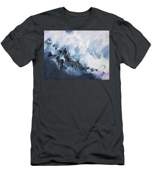 The Universe In Part 1 Men's T-Shirt (Athletic Fit)