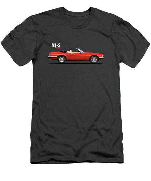 The V12 Xj-s Men's T-Shirt (Athletic Fit)