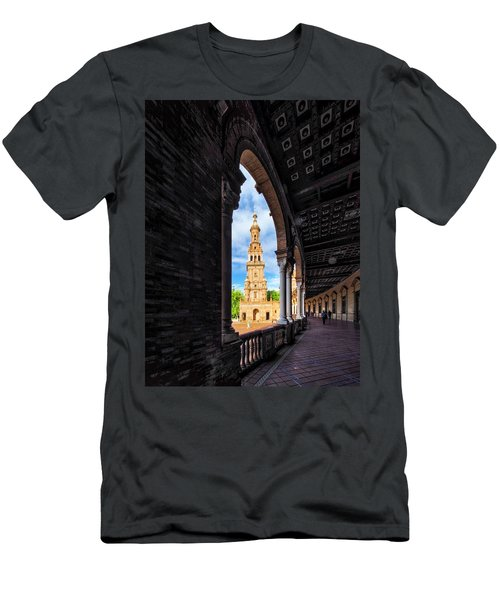 The View Again. Men's T-Shirt (Athletic Fit)