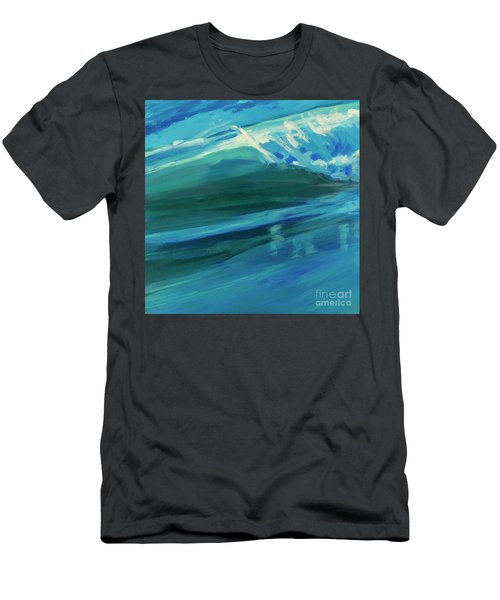 The Wake Men's T-Shirt (Athletic Fit)