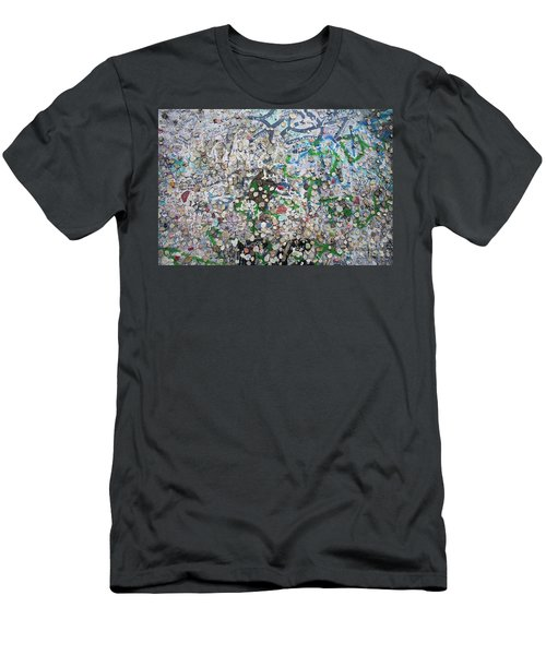 The Wall #3 Men's T-Shirt (Athletic Fit)