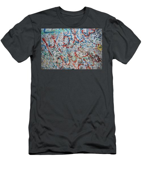 The Wall #7 Men's T-Shirt (Athletic Fit)