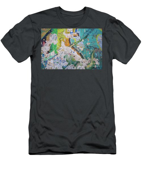 The Wall #8 Men's T-Shirt (Athletic Fit)