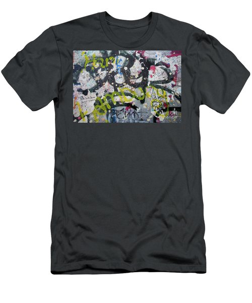 The Wall #9 Men's T-Shirt (Athletic Fit)