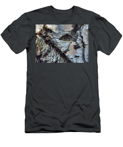 The Watcher In The Wood Men's T-Shirt (Athletic Fit)