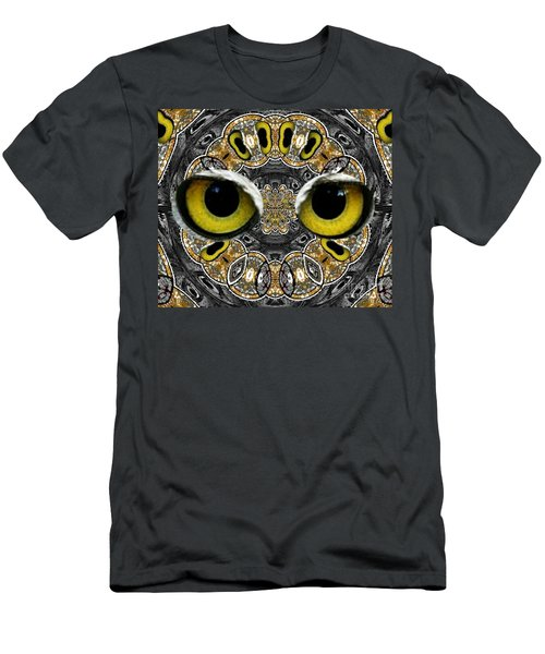 The Watchful Men's T-Shirt (Athletic Fit)