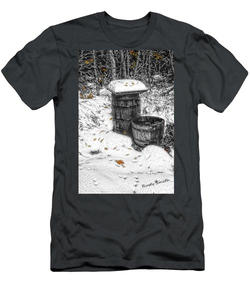 The Water Barrel Men's T-Shirt (Athletic Fit)