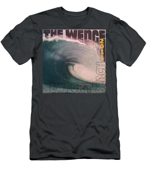 The Wedge 2014 Men's T-Shirt (Athletic Fit)