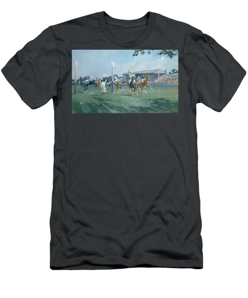 The Westchester Cup Men's T-Shirt (Athletic Fit)
